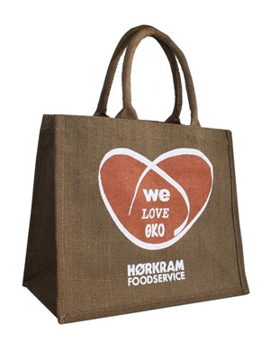 We love eco bolsa de yute
