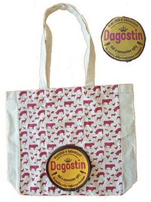 Foldable Cotton Bag Dagostin