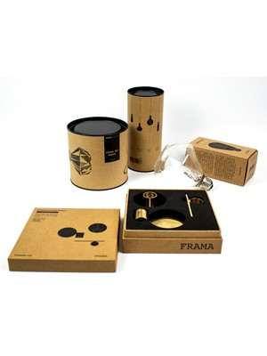 Frama Collection boxes with print