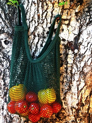 Cotton Fruit bag